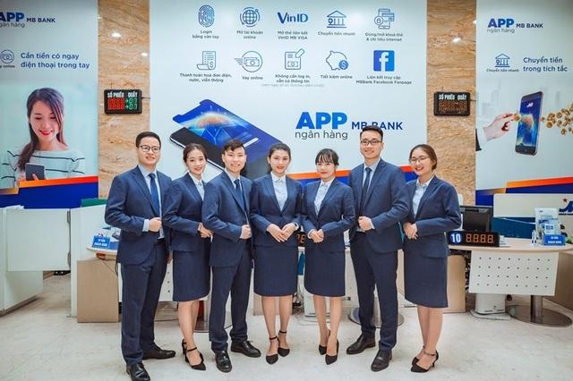 APP MBbank: Rút tiền ATM không cần thẻ - an toàn tuyệt đối - 1