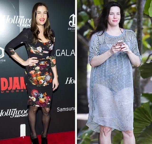 Sao Hollywood: mẹ bỉm sữa nhưng vẫn tỏa sáng - 4