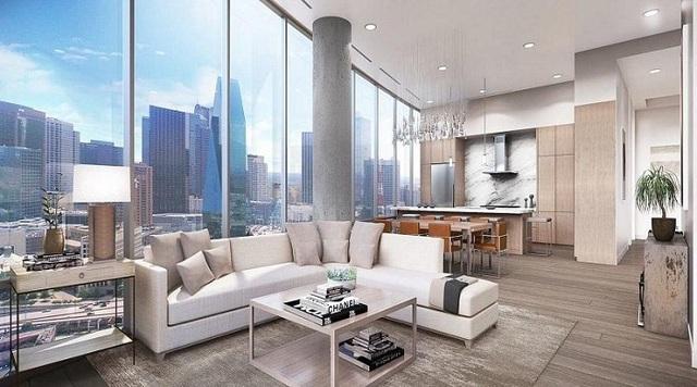 Giá căn hộ tại Hà Nội đang rẻ hơn tại TP. HCM 10 triệu đồng/m2 - 1