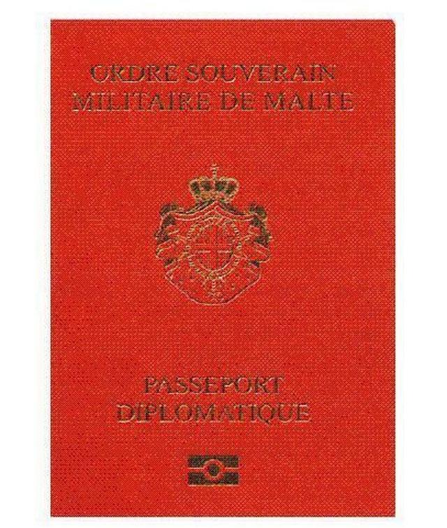 Cuốn hộ chiếu hiếm có đặc biệt nhất thế giới: Rất ít người được sở hữu - 1