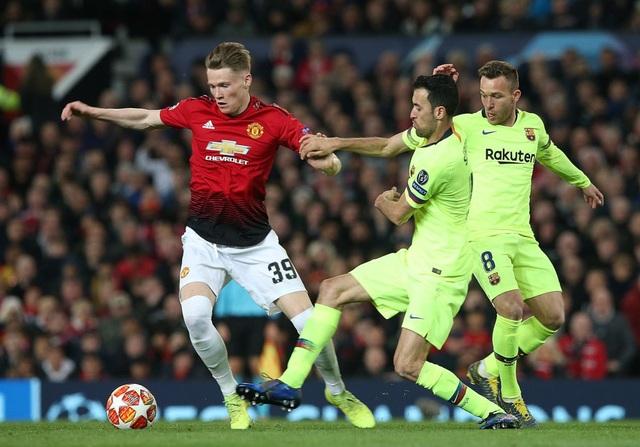 Những điểm nhấn sau chiến thắng của Barcelona trước MU