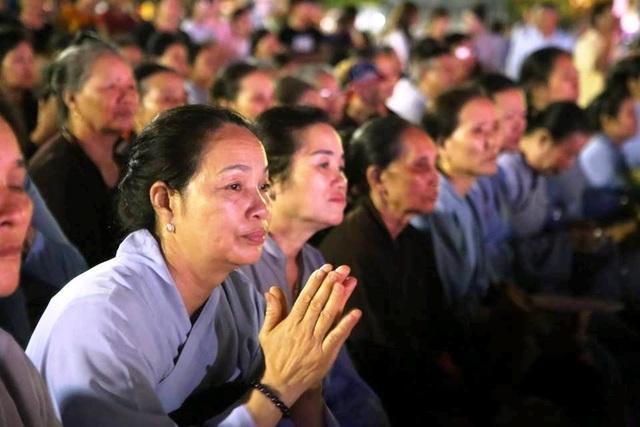 Cố đô Hoa Lư lung linh trong đêm hội hoa đăng cầu quốc thái dân an - 2