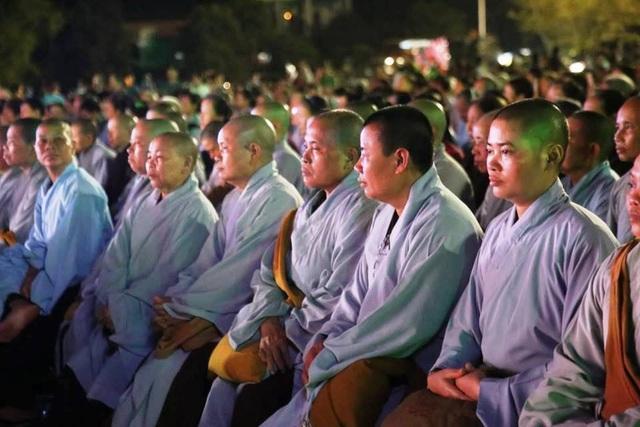 Cố đô Hoa Lư lung linh trong đêm hội hoa đăng cầu quốc thái dân an - 6