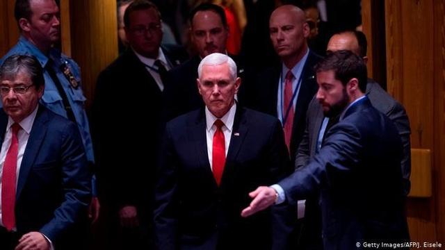 """Nga lên tiếng chuyện Phó Tổng thống Mỹ """"đuổi khéo"""" đại sứ Venezuela tại LHQ - 1"""