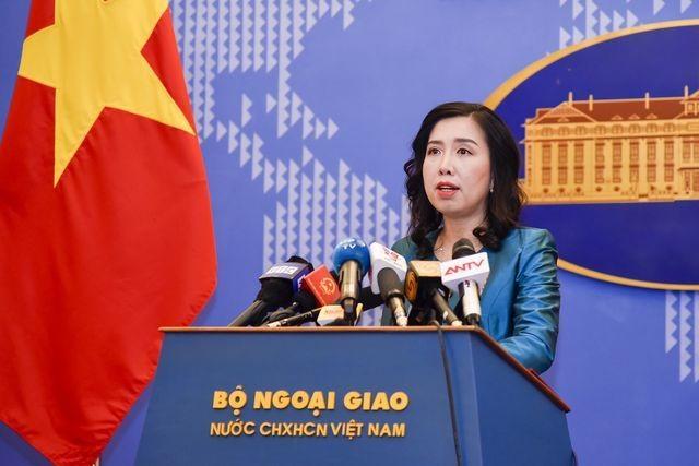 Việt Nam xác minh thông tin giàn khoan Trung Quốc hoạt động tại vịnh Bắc Bộ - 1