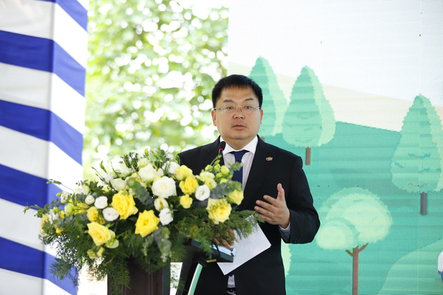 Việt Nam bắt đầu thử nghiệm xe điện tự lái tại khu đô thị - 1