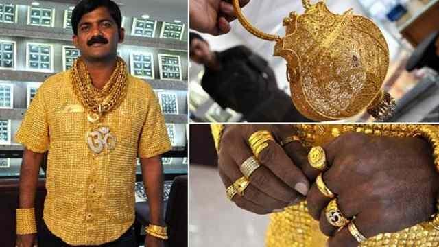 Cuộc đời của những người đeo nhiều vàng như Phúc XO trên thế giới ra sao? - 2