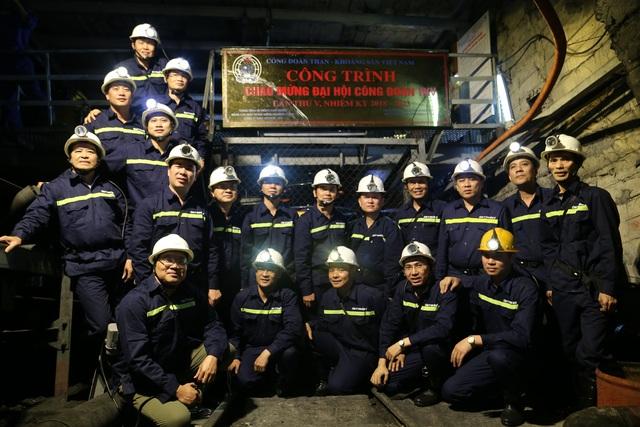 TKV: Tiền lương bình quân người lao động toàn Tập đoàn lần đầu đạt 2 con số hàng triệu - 3