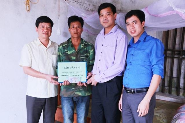Ban đọc tiếp tục giúp đỡ gia đình chị Nguyễn Thị Len hơn 37 triệu đồng - 1