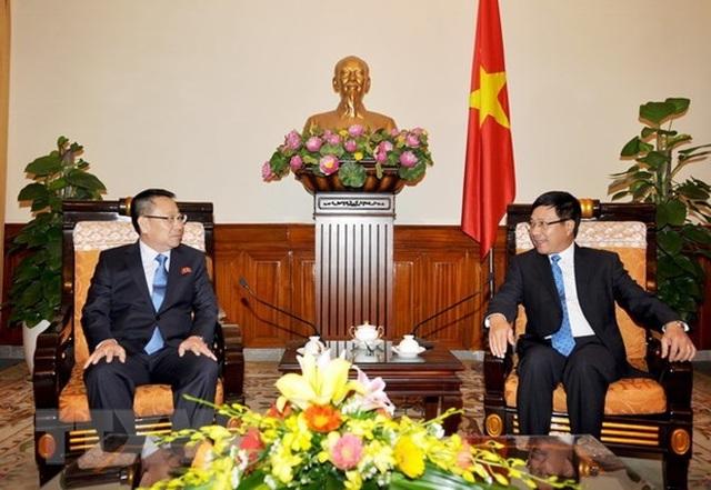 Bộ Ngoại giao phản hồi thông tin Triều Tiên sắp thay Đại sứ tại Việt Nam - 1