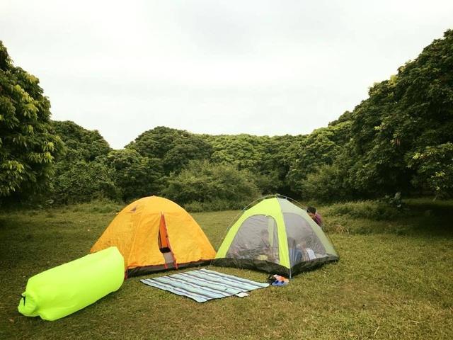 Khám phá 4 điểm cắm trại tuyệt đẹp ngay giữa Hà Nội trong dịp nghỉ lễ - 4