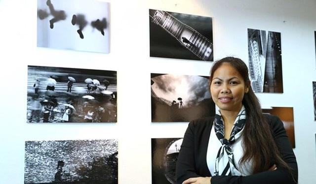 Nữ giúp việc người Philippines giành giải nhiếp ảnh của Nat Geo - 2