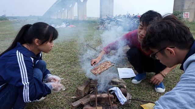 Khám phá 4 điểm cắm trại tuyệt đẹp ngay giữa Hà Nội trong dịp nghỉ lễ - 7