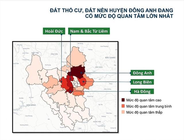 Hà Nội: Bùng nổ đất nền, chung cư khu vực ngoại thành - 1