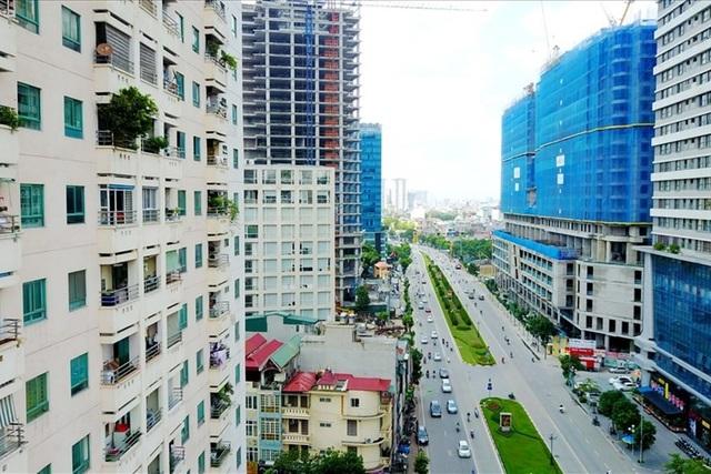 Hà Nội: Bùng nổ đất nền, chung cư khu vực ngoại thành - 3