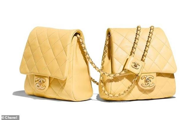 """Những chiếc túi xách """"song sinh"""" có giá hơn 160 triệu đồng - Ảnh minh hoạ 3"""