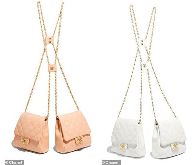 """Những chiếc túi xách """"song sinh"""" có giá hơn 160 triệu đồng - Ảnh minh hoạ 4"""