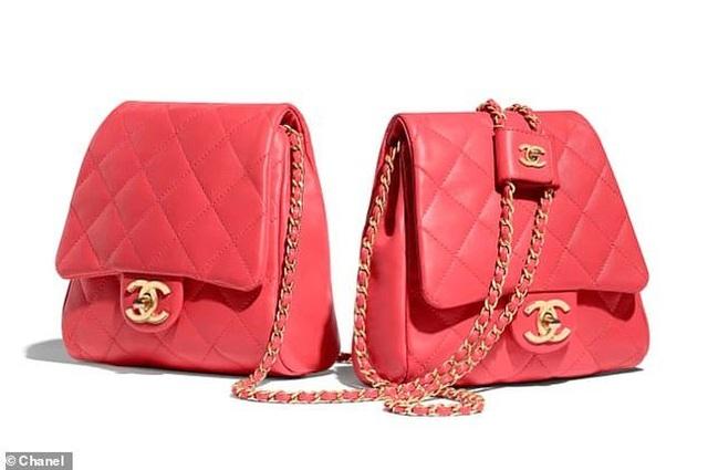 """Những chiếc túi xách """"song sinh"""" có giá hơn 160 triệu đồng - Ảnh minh hoạ 5"""