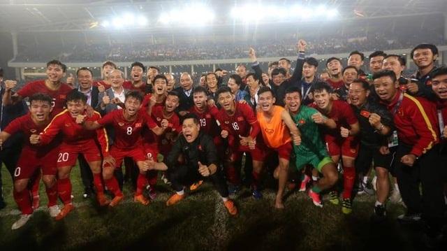 """HLV Park Hang Seo: """"Bóng đá Việt Nam sẽ là số 1 Đông Nam Á trong 2 năm tới"""" - 2"""