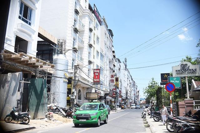 Đà Lạt lên cơn sốt đất: Hơn 200 triệu đồng/m2 đất khu trung tâm  - 1