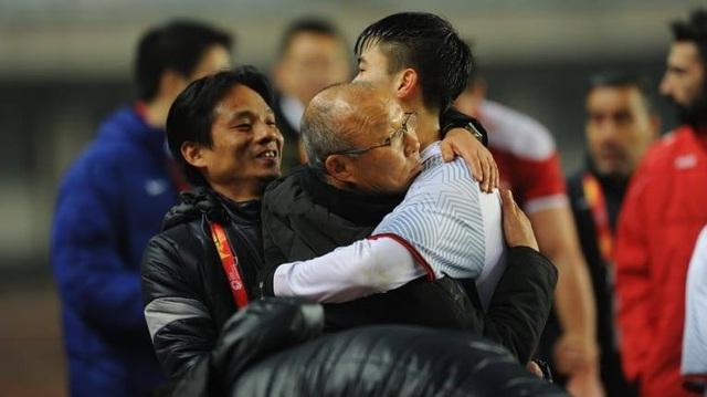 """HLV Park Hang Seo: """"Bóng đá Việt Nam sẽ là số 1 Đông Nam Á trong 2 năm tới"""" - 3"""