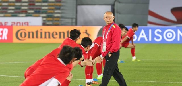 """HLV Park Hang Seo: """"Bóng đá Việt Nam sẽ là số 1 Đông Nam Á trong 2 năm tới"""" - 6"""