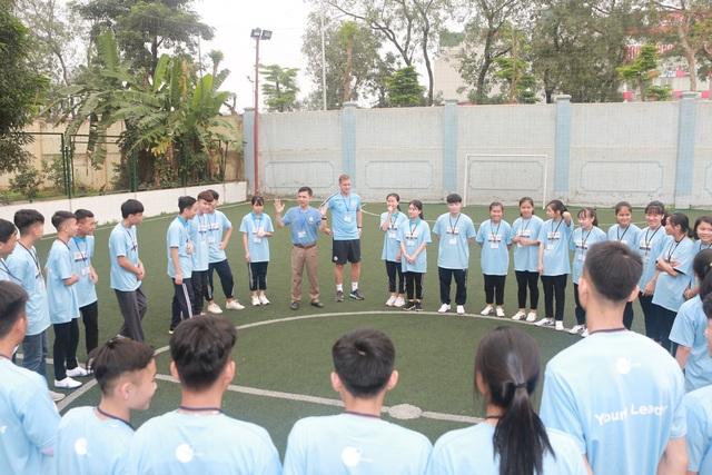 Manchester City tổ chức chương trình đào tạo lãnh đạo trẻ tại Việt Nam - 1