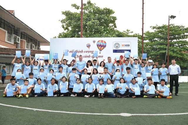 Manchester City tổ chức chương trình đào tạo lãnh đạo trẻ tại Việt Nam - 2