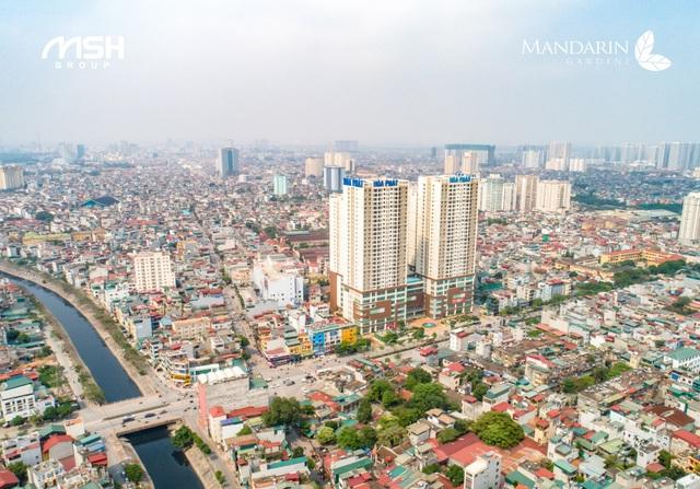 Hạ tầng bứt phá, bất động sản phía Nam Hà Nội sôi động - 1