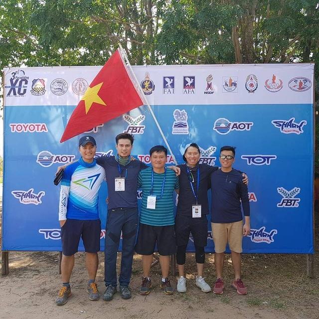 Chàng trai Việt vô địch giải Dù lượn ASEAN mở rộng 2019 - 5