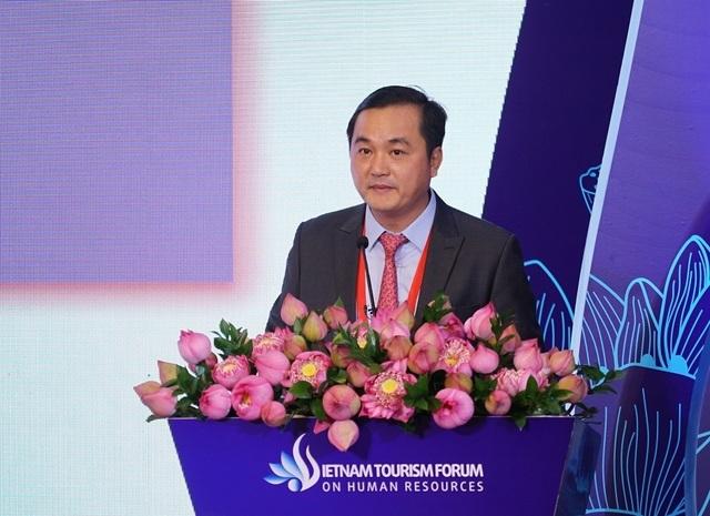 Bộ trưởng Phùng Xuân Nhạ:Chuẩn hóa chương trình đào tạo nhân lực du lịch theo hướng quốc tế - 3