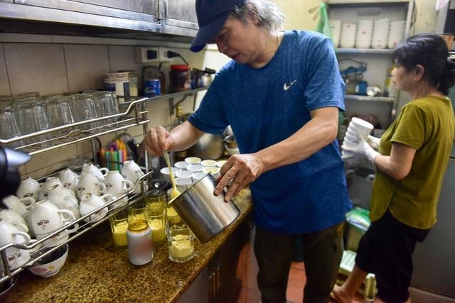 Món lạ Hà thành: Độc đáo món bia trứng khiến thực khách thích mê - 7