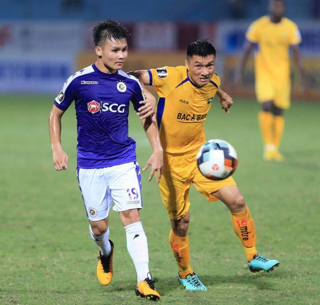 CLB Hà Nội thoát thua trong trận đấu mà Khánh Hoà bị từ chối hai bàn thắng - 1