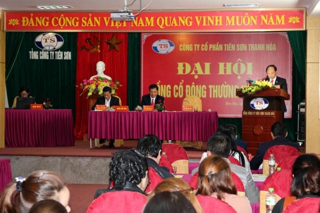 Công ty CP Tiên Sơn Thanh Hóa sẵn sàng lên sàn chứng khoán Việt Nam - 3