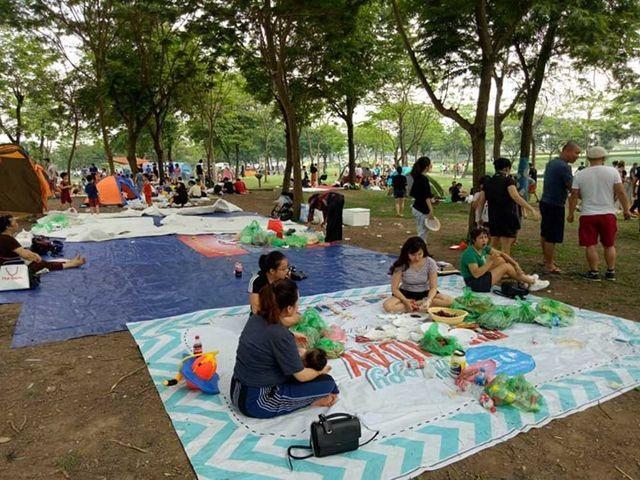 Khám phá 4 điểm cắm trại tuyệt đẹp ngay giữa Hà Nội trong dịp nghỉ lễ - 3