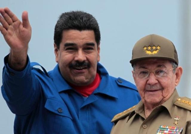 """Cuba tuyên bố không bỏ rơi Venezuela bất chấp """"sự hăm dọa"""" của Mỹ - 1"""