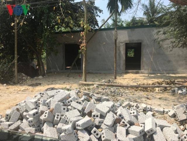 Dân ồ ạt xây dựng công trình để chờ đền bù dự án cao tốc Bắc - Nam - 2
