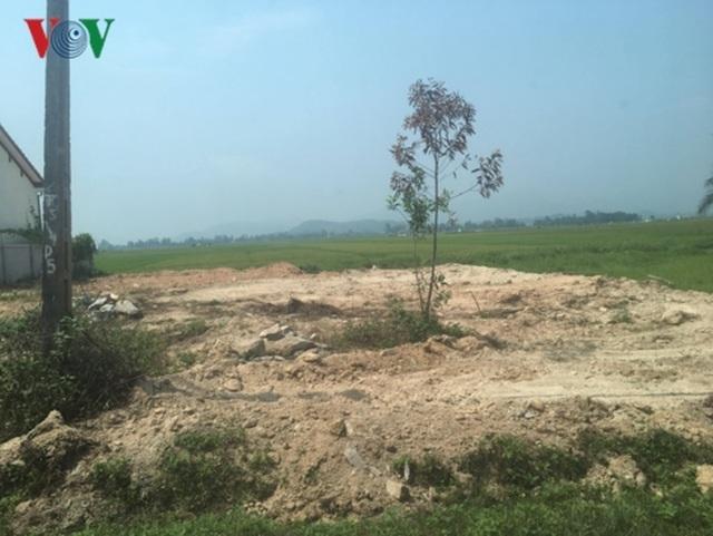 Dân ồ ạt xây dựng công trình để chờ đền bù dự án cao tốc Bắc - Nam - 3