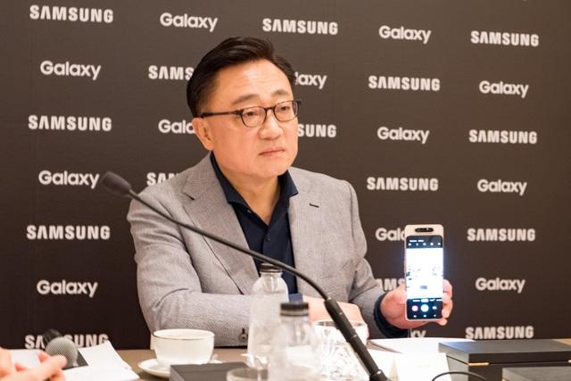 CEO Samsung: Thương hiệu di động Trung Quốc là sự căng thẳng lành mạnh - 2