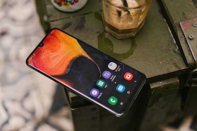Galaxy A50 - Một smartphone cho mọi đột phá - 1