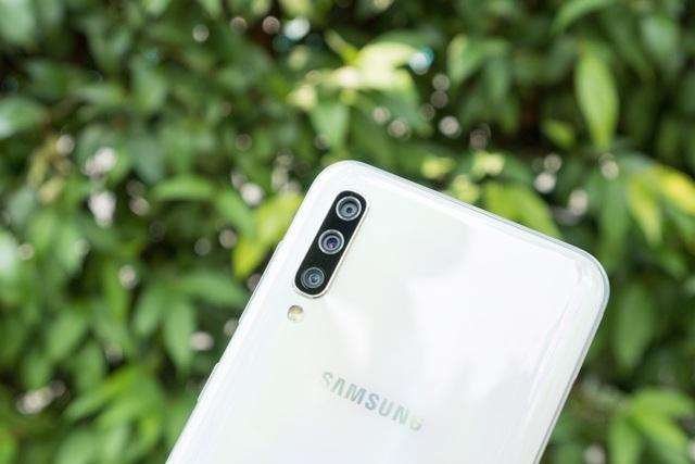 Galaxy A50 - Một smartphone cho mọi đột phá - 3