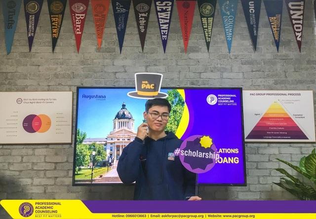 Nam sinh Hà Nội giành 6 học bổng Đại học Mỹ, tổng giá trị 618.400 USD - 2