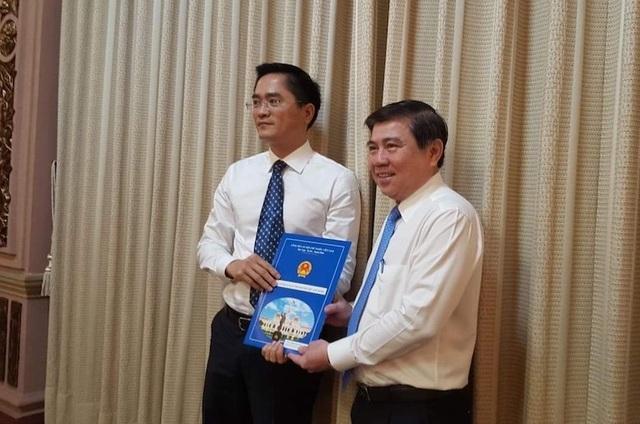 TPHCM bầu tân Giám đốc Sở Giao thông vận tải - 1
