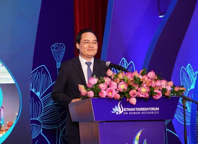 Bộ trưởng Phùng Xuân Nhạ:Chuẩn hóa chương trình đào tạo nhân lực du lịch theo hướng quốc tế - 1