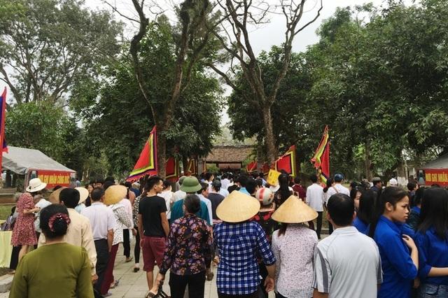 Đón bằng xếp hạng di tích quốc gia đặc biệt di tích kiến trúc nghệ thuật đền thờ Lê Hoàn - Ảnh minh hoạ 3