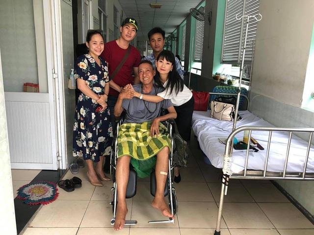 Nghệ sĩ Lê Bình bị hoại tử, sức khoẻ chuyển biến xấu - Ảnh minh hoạ 3