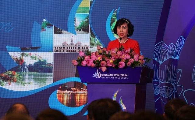 Bộ trưởng Phùng Xuân Nhạ:Chuẩn hóa chương trình đào tạo nhân lực du lịch theo hướng quốc tế - 4