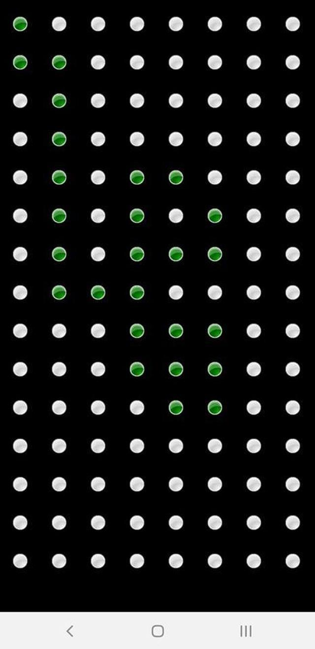 Thủ thuật giúp kiểm tra tình trạng hoạt động và hiển thị của màn hình smartphone - 2