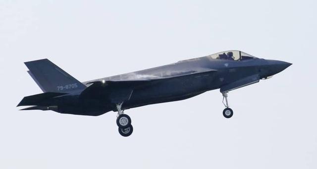 F-35A của Nhật Bản từng 2 lần gặp sự cố trước vụ rơi xuống biển - 1