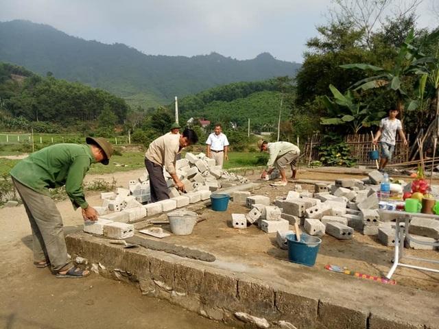 Bạn đọc giúp 4 mẹ con chị Lương Thị Vân có nhà mới  - 4